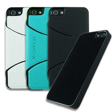 出清安心亞 發熊  Hi Fasion iPhone 5 5S側掀可站立式魔鬼氈皮套 3色