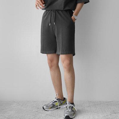 正韓男裝 格里芬抽繩夏日短褲 SET UP 套裝 / 6色 / FD1121538 KOREALINE 搖滾星球