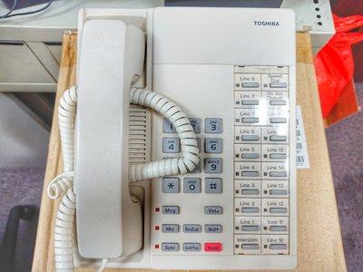東芝TOSHIBA電話話機 全新/中古 EKT6520SD/DKT2010/DKT2020/DKT3210/DP5018