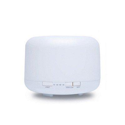 --庫米--AC 香薰加濕器 (500毫升) 超靜音 超聲波 薰香機 加濕器 香氛機 兩段燈光 3組定時 無水自動斷電