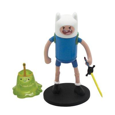 現貨 ☆ ╮美國Happy購╭☆ Adventure Time 探險活寶 帶劍阿寶&黏黏公主 公仔組 2隻裝