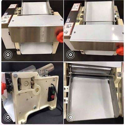 【雷神食品機械有限公司】-RT-S30桌上型壓麵機/輪寬30公分