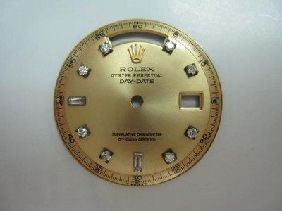 勞力士 rolex 1803 69T 真鑽 面盤
