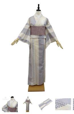 和服夏季絽紗單衣