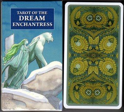 【牌的世界】 夢幻女巫塔羅 Dream Enchantress tarot (78張)ex166