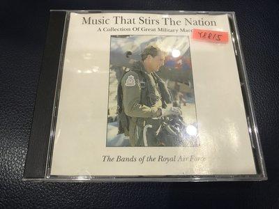 *還有唱片行*MUSIC THAT STIRS THE NATION 二手 Y8815