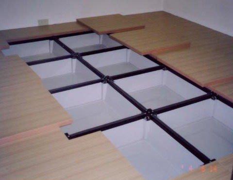 室內設計 室內裝修 裝潢-收納之唯一好幫手架高收納地板(非實木地板.海島地板)..可自行組合