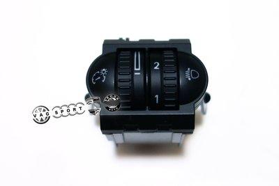 VW 福斯 儀表板 亮度 調節 大燈 調整 開關 Golf5 6 Tiguan Jetta GLI Passat B6