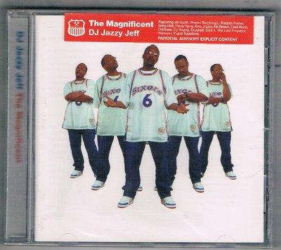 [鑫隆音樂]西洋CD-Dj Jazzy Jeff  / The Magnificent {RR008CD}全新/免競標