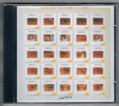 [鑫隆音樂]西洋CD-約翰凱爾 JOHN CALE / THE ACADEMY IN PERIL /全新/免競標