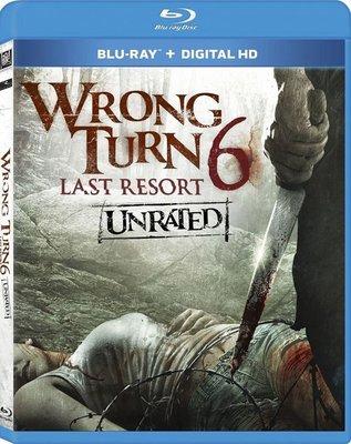 【藍光電影】致命彎道6:終極審判 Wrong Turn 6: Last Resort (2014) 49-067