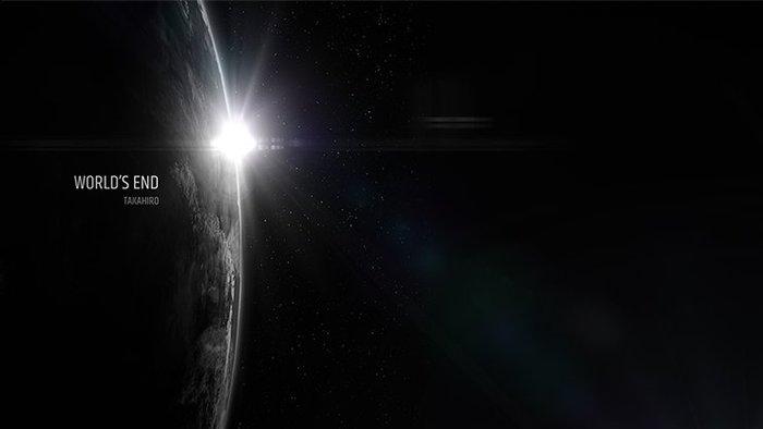 【天天魔法】【S688】正宗原廠~世界的盡頭~World's End by Takahiro
