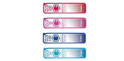 百樂 pilot HRF-3G 0.3mm 超級G自動鉛筆芯  好好逛文具小舖