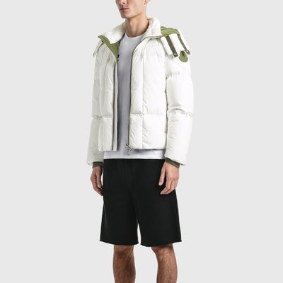 Moncler - Diois Jacket 男帽可拆羽絨外套 品牌難得的特價 別遲疑 快來搶!隨時恢復原價 折扣代購中