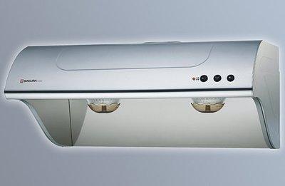 【路德廚衛】SAKURA櫻花牌R-3260 SXL 斜背式電熱除油煙機(雙效除油)90CM 送標準安裝 歡迎來電詢問!