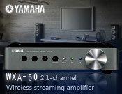 【風尚音響】YAMAHA   WXA-50  2.1聲道 無線串流擴大機 ✦缺貨中✦