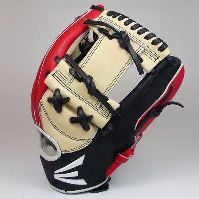 [阿豆物流] 美國進口 EASTON SMALL BATCH 內野手套 棒球手套 壘球手套 工字球擋 火紅特殊配色