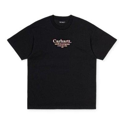 【Shopa】預購 Carhartt WIP 2020 春夏 Commission 刺繡 logo 短袖 T恤 2色