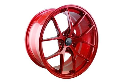 世盟鋁圈 E108 電鍍紅 鍛造鋁圈 19吋鋁圈 18吋鋁圈 輪圈 輪框 輕量化鋁圈 CS車宮車業