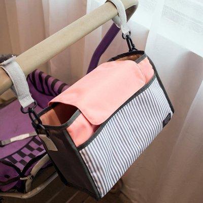 媽咪包母嬰嬰兒車掛包手推車配件掛袋置物...