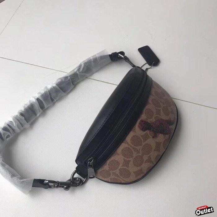 【全球購.COM】COACH 寇馳 76001 Selena 腰包 胸包 女生斜背包 肩帶可調節 美國代購