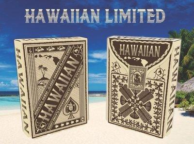 【USPCC 撲克】Hawaiian Limited