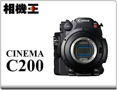 ☆相機王☆Canon CINEMA EOS C200 Body 電影攝影機 公司貨【接受客訂】2