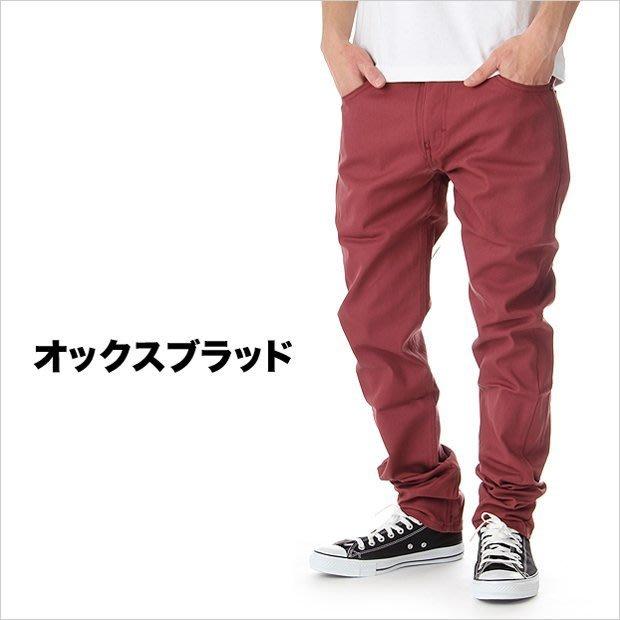 ~零碼 ~ DICKIES WP810 低腰窄板工作褲 限定酒紅色零碼 1 500元