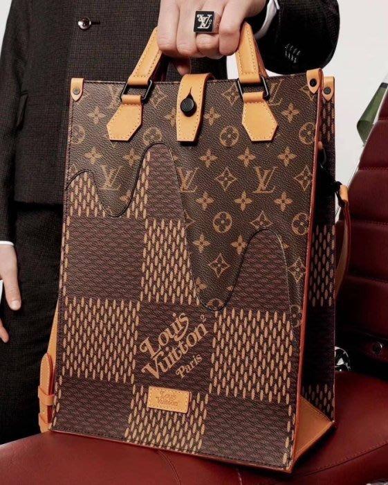 Louis Vuitton LV N40355 Mini Tote 迷你托特包