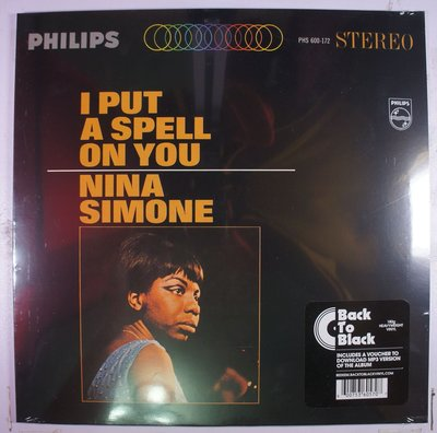 《全新歐版黑膠》Nina Simone - I Put A Spell On You