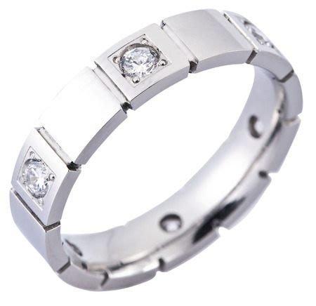 金永珍時尚珠寶* d2 白鋼珠寶 情人節 對戒 真愛趁現在御用  一對價【愛最初】*