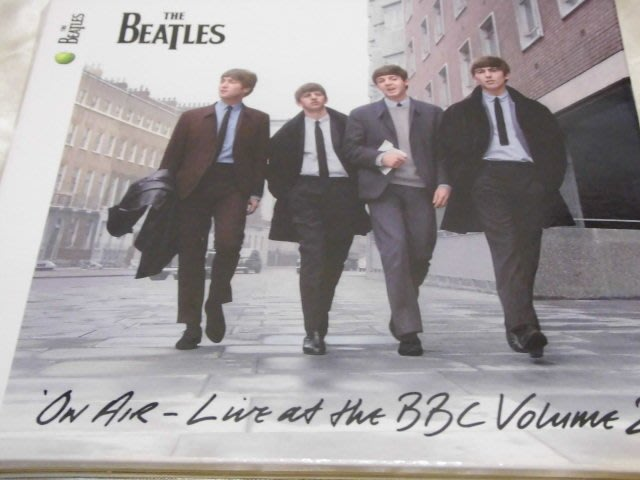 The Beatles 披頭合唱團 披頭四 Live at The BBC 2 雙碟版You Cant Do That
