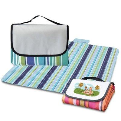 野餐墊 折疊野餐墊 地墊 戶外 露營 睡墊 多功能 生活用品 展開150X180CM