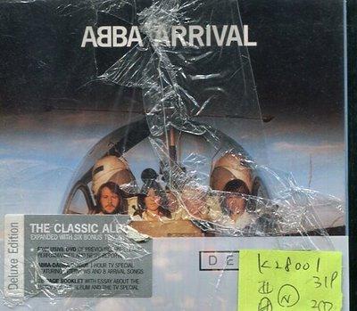 *真音樂* ABBA / ARRIVAL 2CD 全新 K28001