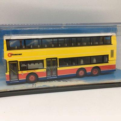 [巴士模型] 城巴 富豪 奧林比安冷氣雙層巴士