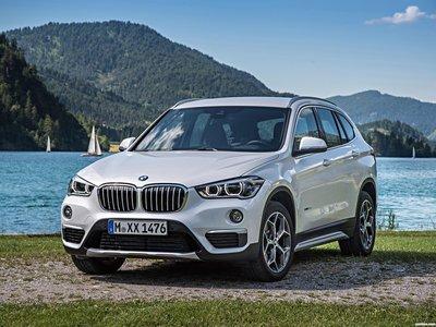 【樂駒】BMW F48 X1 原廠 X-Line 鍍鉻 水箱罩 水箱護罩 改裝 外觀 套件 鼻頭 空力