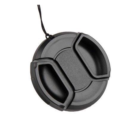 【中壢NOVA-水世界】單眼相機 鏡頭通用 內扣式 中開式 鏡頭蓋【67mm】附鏡頭繩 CANON NIKON 富士