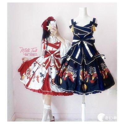 『免運』洋裝-lolita  meta...