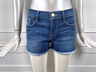 [我是寶琪] FRAME 牛仔La Cutoff 短褲