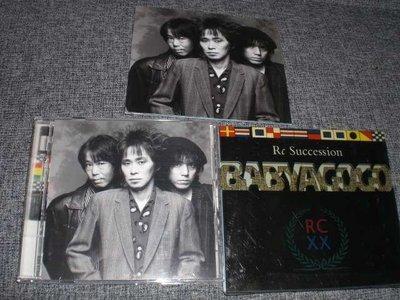 日本搖滾天才忌野清志郎組成Baby A Go Go 暢銷專輯Rc Succession 日版 有側標 頗新