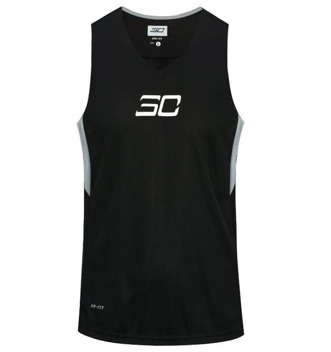 男 運動背心 Curry SC NBA 籃球背心 勇士隊 運動健身 吸濕排汗 透氣網孔 #C07-109