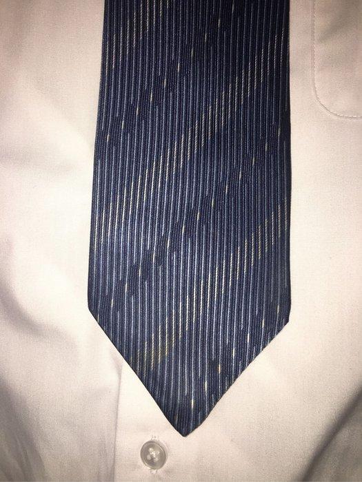 「LANCEL」蘭姿 法國百年品牌 9.7成新 100%絲質領帶