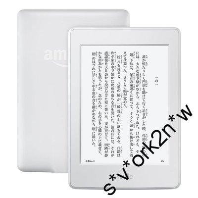 熱賣點 全新 未開封 白色 Amazon Kindle Paperwhite 2016  比美 voyage 2014 2015