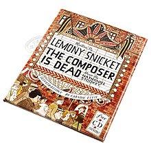 Carson Ellis:作曲家離開了 The Composer Is Dead 精品繪本 偵探故事 音樂 獨立閱讀入門