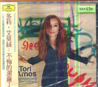 *還有唱片三館* TORIAMOS / UNREPENTANT GERALDINES 全新 ZZ0530 (殼破)
