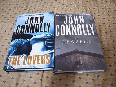 Connolly, John: The Reapers: A Charlie Parker Thriller