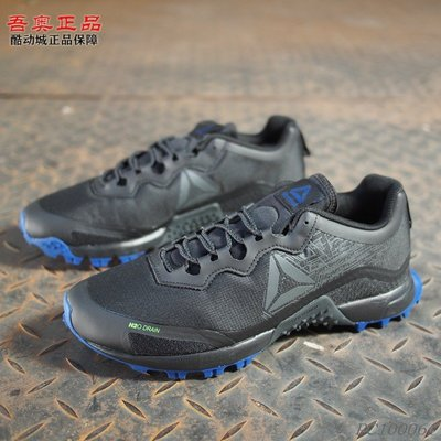 ROY潮鞋專櫃代購 銳步 All Terrain Craze 男子低幫加厚保暖戶外越野跑鞋 DV9367