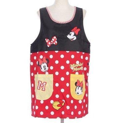 Walt Disney 迪士尼 ~米老鼠 米妮/迪士尼/圍裙(工作服)*DK-2106XAA