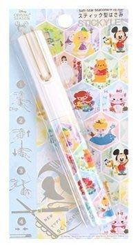【三元】日本進口 Disney 迪士尼 隨身迷你筆型剪刀 收納剪刀 攜帶式剪刀_現貨 經典人物