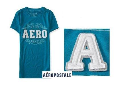 美國正品Aeropostale[Aero] 美式休閒短袖T (編號    ) ~ L